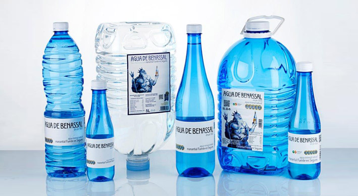 agua benassal castellon