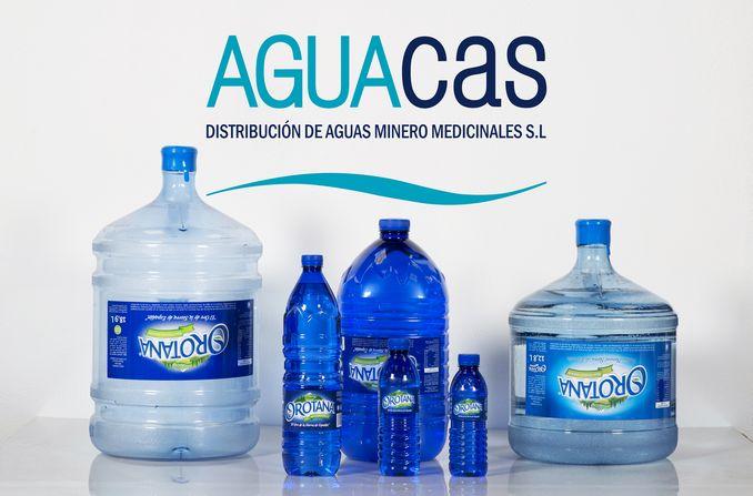 Agua de Orotana logo ALta