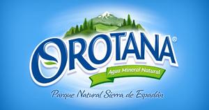 Agua Orotana embotellada a domicilio